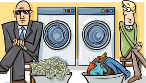money laundry